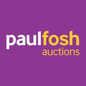 Paul Fosh auction